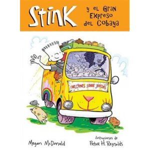 Stink y el gran expreso del cobaya (Stink And The Great Guinea Pig Express)