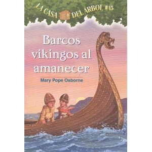 Barcos vikingos al amanecer (Viking Ships At Sunrise)