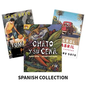 Gary Soto Author Study Spanish
