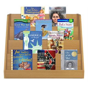 CICERO Kids Book Collection: U.S. History Classroom Library for K-5 (189 titles)