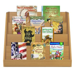 CICERO Kids Book Collection: The Western Frontier - Grades K-5 (24 titles)