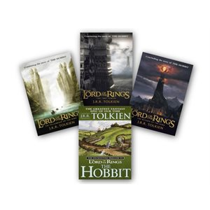 Lord of the Rings (4 Bk Set)