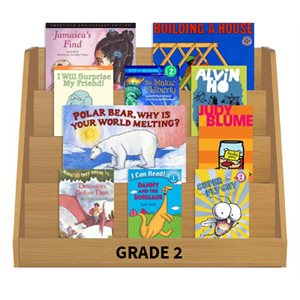 Grade 2 Classic Grade Level Library (50 Bk Set)