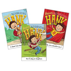 Series Sampler - Here's Hank (5 Books)