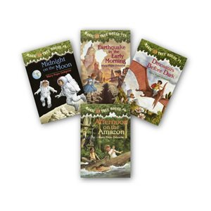 Series Sampler - The Magic Tree House (4 Bk Set)