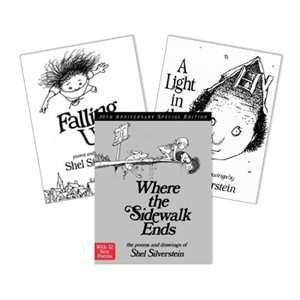 Favorite Author Study - Shel Silverstein (3 Bk Set)