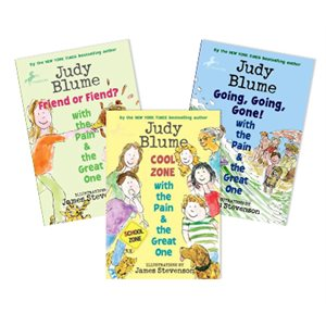 Favorite Author Study - Judy Blume (4 Books)