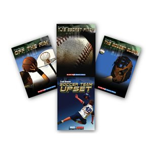 Series Sampler - All Star Sports Story (6 Bk Set)