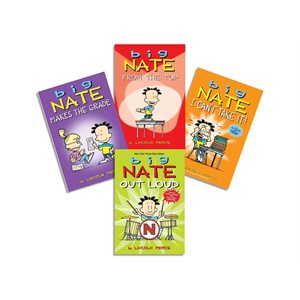 Big Nate (13 Books)