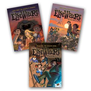 The Elsewhere Chronicles (6 Bk Set)