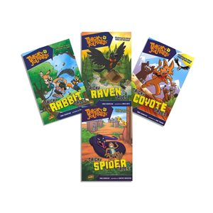 Trickey Journeys (6 Bk Set)