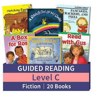 Guided Reading Collection: Level C Fiction (20 books)