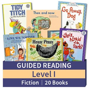 Guided Reading Collection: Level I Fiction (20 books)