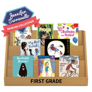 Jennifer Serravallo Go-To Books - Grade 1 (15 Books)