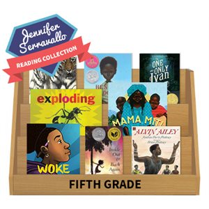 Jennifer Serravallo Go-To Books - Grade 5 (15 Books)