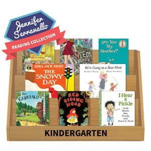Jennifer Serravallo Go-To Books - Kindergarten (15 Books)
