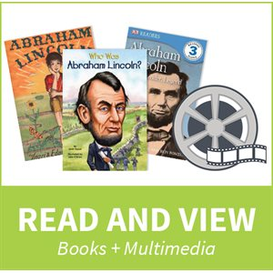 Lincoln Biography - Grades 3-5 (7 Items)