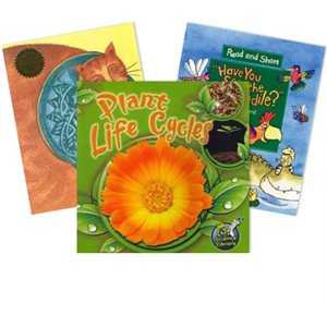 Journeys Grade 1 Unit 5- Watch Us Grow (6 Books)