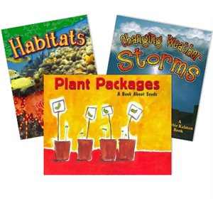 Journeys Grade 2 Unit 2- Nature Watch (5 Books)