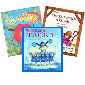 Journeys Grade 2 Unit 5- Changes, Changes Everywhere (6 Books)