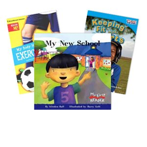 Wonders Grade 1- Getting to Know Us (4 Books)