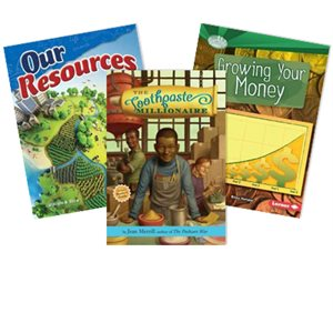 Wonders Grade 4- Past, Present, Future (4 Books)