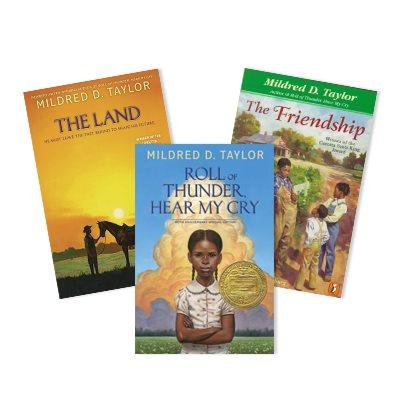 Mildred Taylor - Logan Family Saga (9 Books)