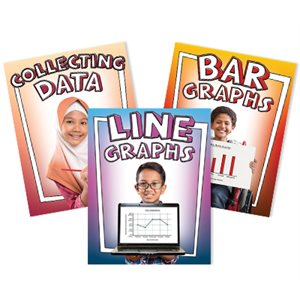 Get Graphing: Building Data Literacy Skills (4 Books)
