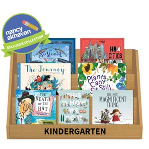 Nancy Akhavan Noteworthy Nonfiction Collection - Kindergarten (15 Books)