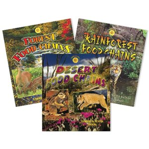 Food Chains (9 Books)