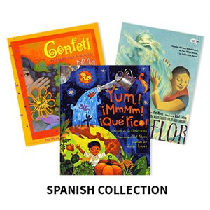 Pat Mora (6 books) Spanish