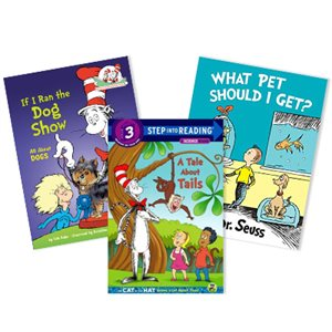 Dr. Seuss Thematic Units - Animals (21 Books)