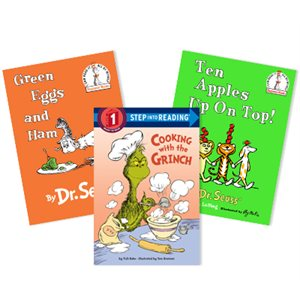Dr. Seuss Thematic Units - Food Science (6 Books)