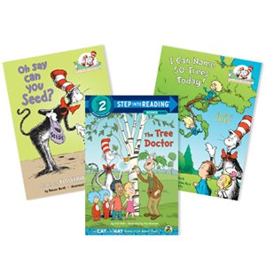 Dr. Seuss Thematic Units - Plant Life (4 Books)