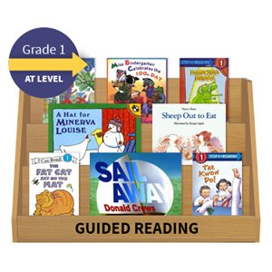Guided Reading Collection: Grade 1 At Level (20 Books)