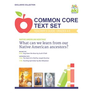 Common Core Text Set Teacher Guide: Native American Heritage