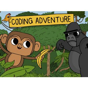 Coding Adventure: Fundamentals, Functions & Conditions, Logic & Events (30 students)