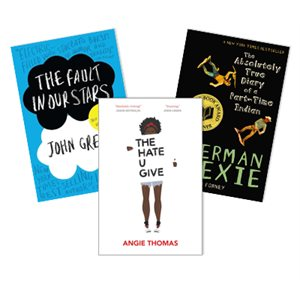 10 Favorite Books Grades 9-12