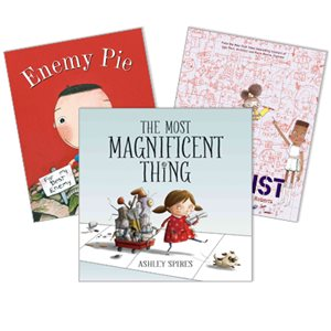 10 Favorite Books Grades PreK-2