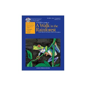 A Teacher's Guide to A Walk in the Rainforest (eBook)