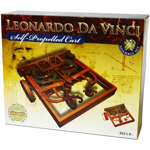 Leonardo da Vinci - Self-Propelled Cart