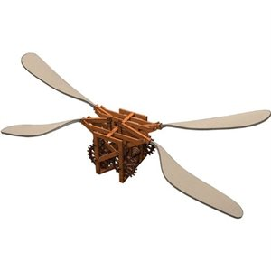 Da Vinci - mechanical butterfly