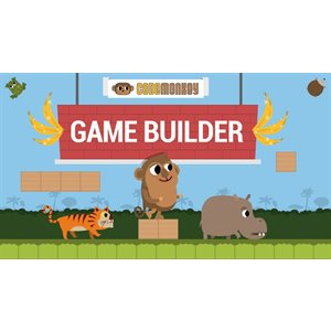 CodeMonkey Game Builder (3 Courses)