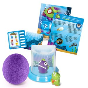 Beaker Creatures 2-Pack with Bio-Home