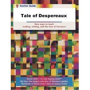 Tale of Desperaux Teacher Guide