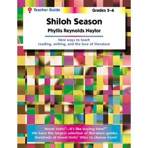 Shiloh Season Teacher Guide