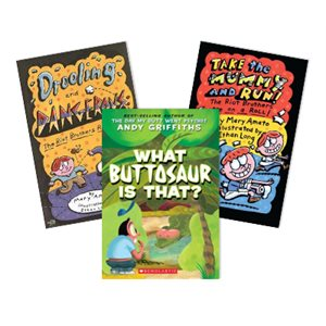 Boy Humor  (6 Book Set)