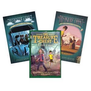 Treasure Chest Adventures (6 Bk Set)