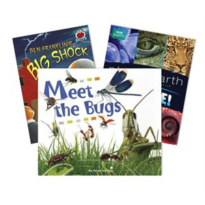 AKJ Science / Nature Assortment (14 Book Set)