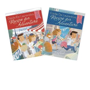 Cooking Adventures (4 Book Set)